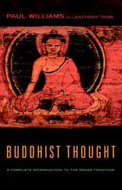 Buddhist Thought by Anthony J. Tribe image