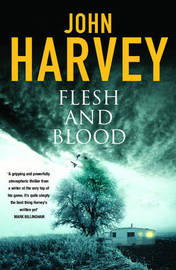 Flesh and Blood by John Harvey image