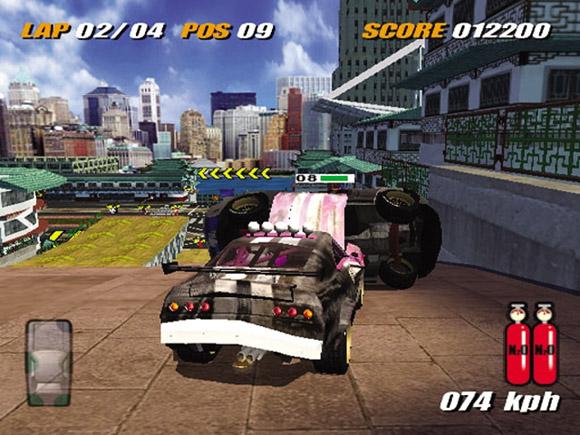 Destruction Derby: Arenas for PlayStation 2 image