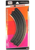 "Auto World 9"" Curved Track - 2 Pack"