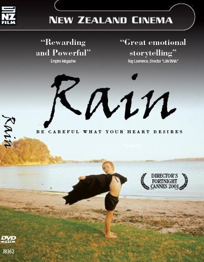 Rain on DVD