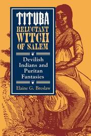 Tituba, Reluctant Witch of Salem by Elaine G. Breslaw image
