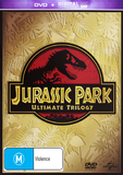 Jurassic Park Trilogy (3 DVD Collection) DVD