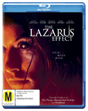 The Lazarus Effect on Blu-ray