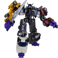 Transformers Unite Warriors Menasor Set