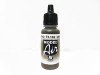 Vallejo Model Air Dirt Acrylic Paint 17ml