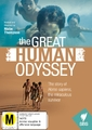 The Great Human Odyssey on DVD
