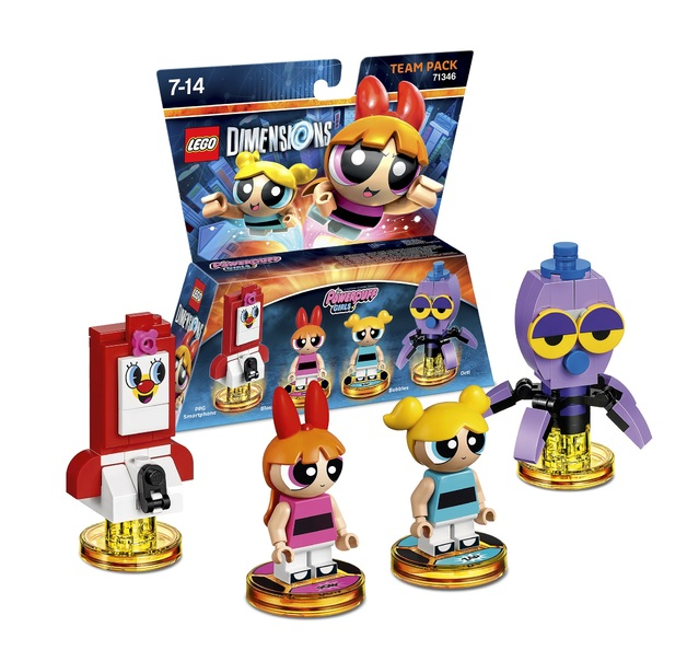 LEGO Dimensions Team Pack - The Powerpuff Girls (All Formats) for