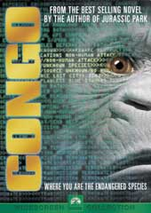 Congo on DVD