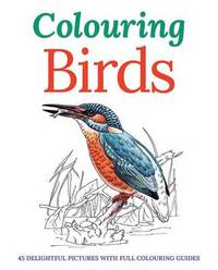 Colouring Birds by Peter Gray