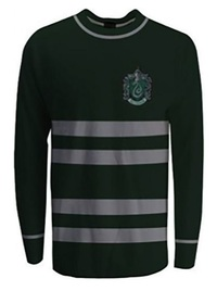 Harry Potter: Slytherin - Jacquard Sweater (2XL)