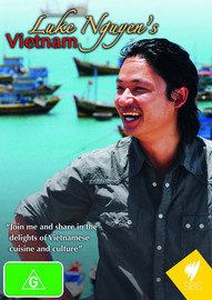 Luke Nguyen's Vietnam on DVD