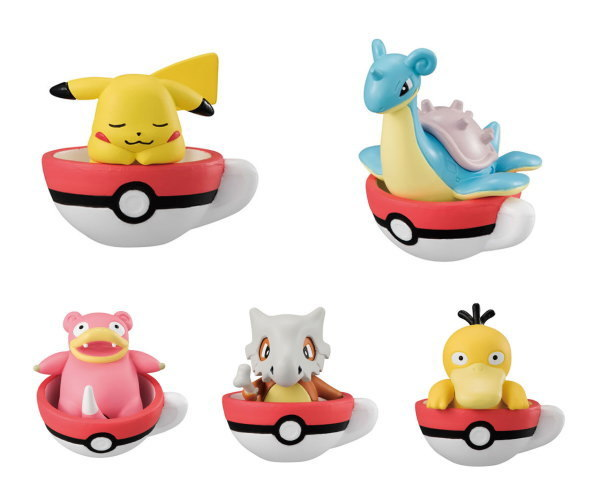 Pokemon: Tea Cup Time Mascot Vol.3 - Mini-Figure (Blind Box)