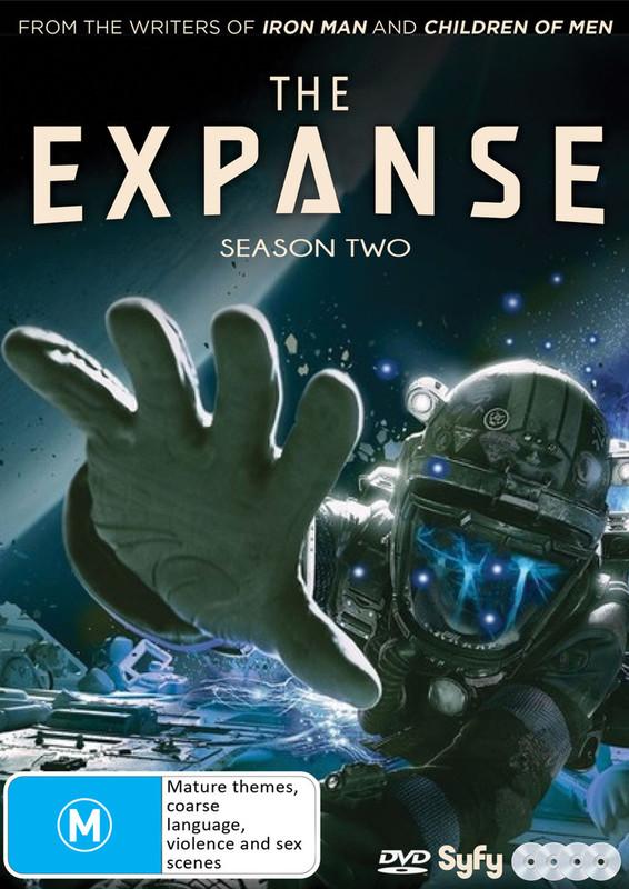 The Expanse: Season Two on DVD