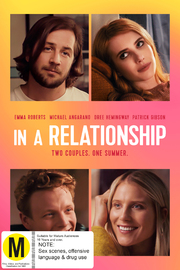 In A Relationship on DVD