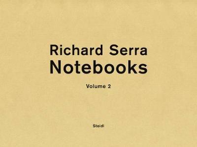 Richard Serra by Richard Serra