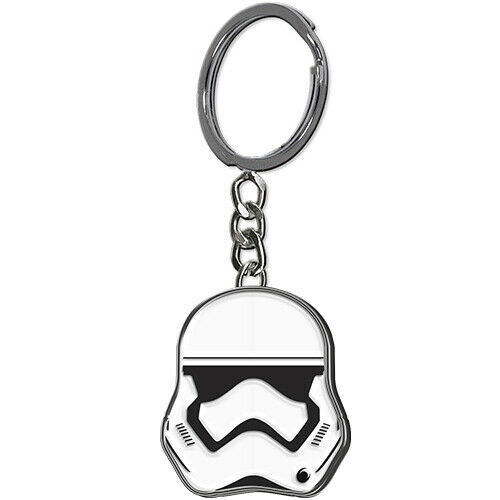 Star Wars Metal Keyring - Stormtrooper image
