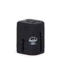 Herschel Supply Co: Travel Adapter - Black