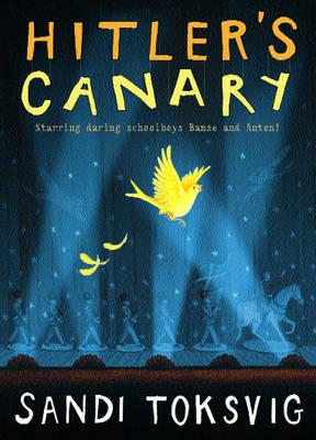 Hitler's Canary by Sandi Toksvig image