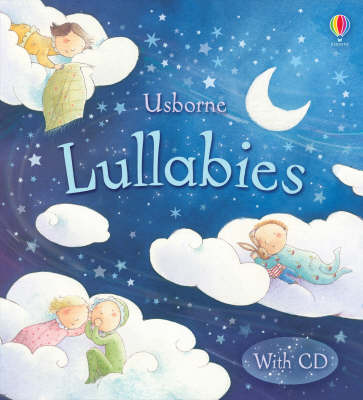 Book of Lullabies by Fiona Watt image