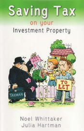 Saving Tax On Your Investment Property by Noel Whittaker image