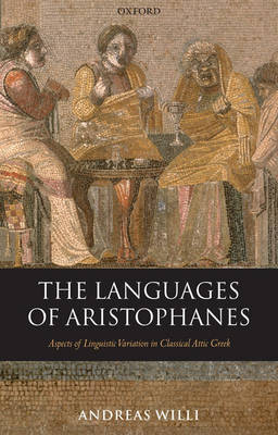 The Languages of Aristophanes by Andreas Willi image