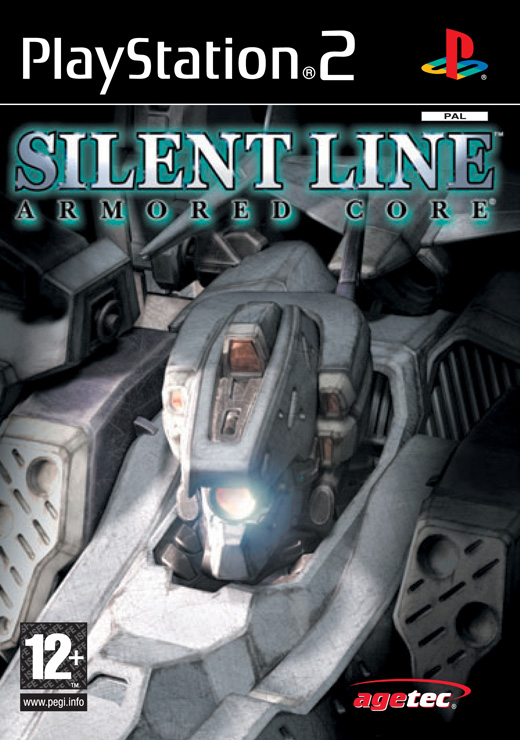 Silent Line: Armored Core for PlayStation 2 image