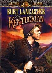 The Kentuckian on DVD