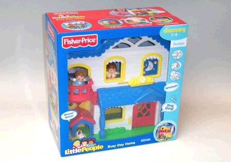 Fisher Price Busy Day Home