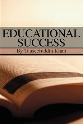 Educational Success by Tauseef U. Khan image