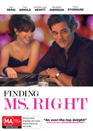Finding Ms Right on DVD