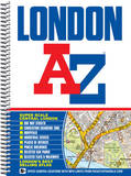 London Street Atlas by Geographers A-Z Map Company