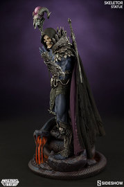 "Masters of the Universe - Skeletor 21"" Statue image"