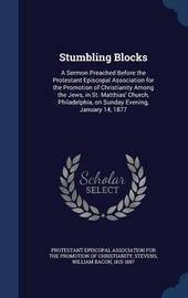 Stumbling Blocks by William Bacon Stevens image