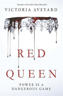 Red Queen by Victoria Aveyard image