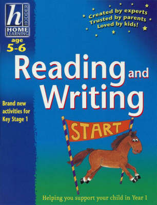 Reading and Writing by Rhona Whiteford