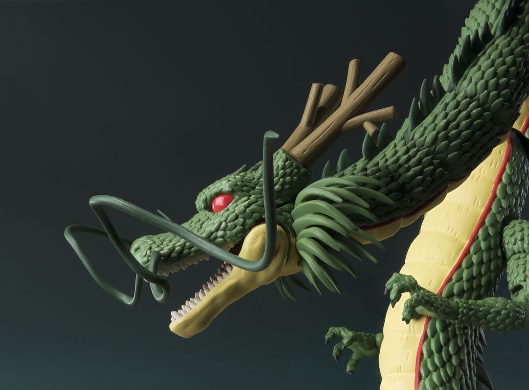 S.H.Figuarts Dragon Ball Z: Shenron - Action Figure image