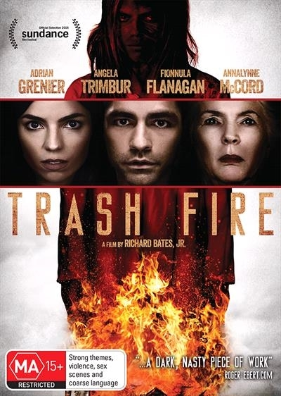 Trash Fire on DVD