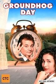 Groundhog Day on UHD Blu-ray
