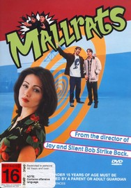 Mallrats on DVD image