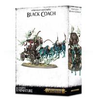 Warhammer Age of Sigmar: Nighthaunt Black Coach