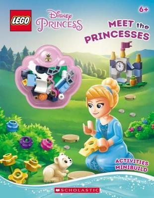 Meet the Princesses (Lego Disney Princess: Activity Book with Minibuild) by Ameet Studio