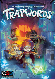 Trapwords - Board Game
