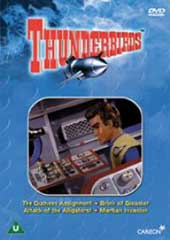 Thunderbirds Six on DVD