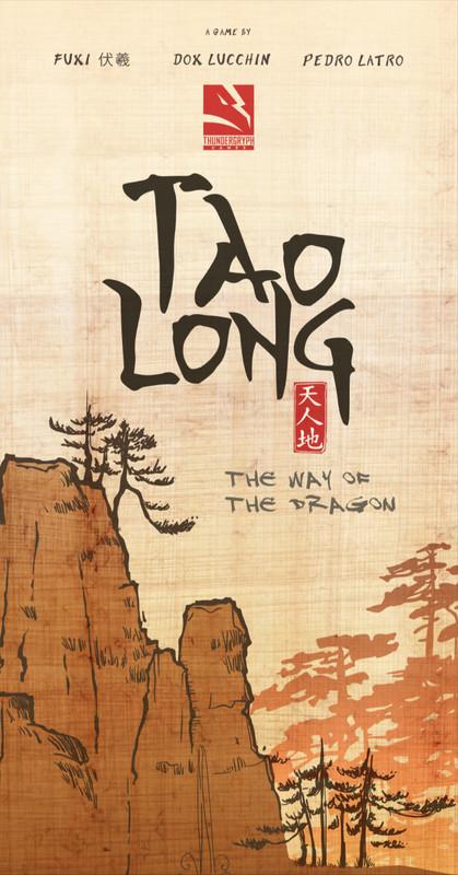 Tao Long: Way of the Dragon - Board Game