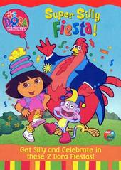 Dora the Explorer - Super Silly Fiesta on DVD