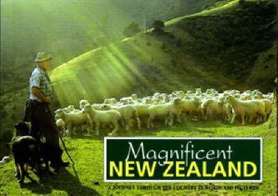 Magnificent New Zealand: A Journey through the Country by Stephen Barnett