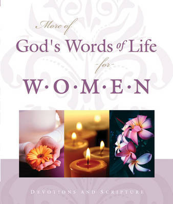 God's Words of Life for Women by Zondervan Publishing
