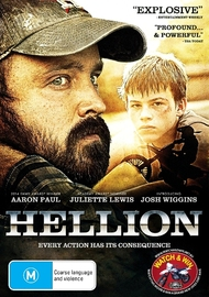 Hellion on Blu-ray