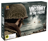 WWII Victory In The Pacific 70th Anniversary Commemorative Gift Set (Limited Release) (10 Disc Set) DVD